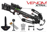 Tenpoint Venom Xtra Acudraw Crossbow Full Package - FREE TARGET & FREE UK SHIPPING!